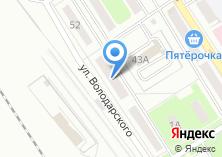 Компания «ЖЭУ №8 МУП Жилкомсервис» на карте