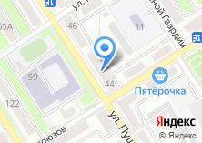 Компания «Мировые судьи Володарского района» на карте