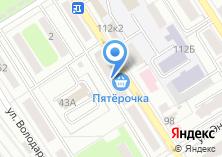 Компания «Лапочки оближешь» на карте