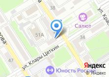 Компания «ЗАГС Володарского района» на карте