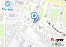 Компания «ДЛК» на карте