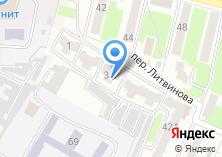 Компания «Провиант эконом» на карте