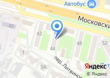 Компания «Цимусенок» на карте