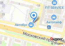 Компания «Меркурий-эконом» на карте