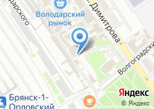 Компания «Володарский рынок» на карте