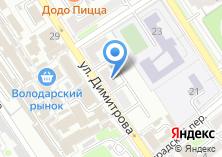 Компания «Володарский» на карте