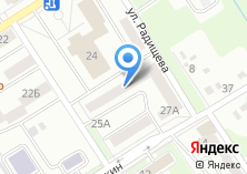Компания «Мастерская по ремонту обуви на ул. Клары Цеткин» на карте