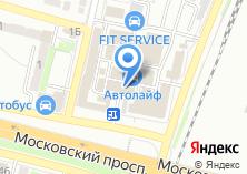 Компания «VasVan» на карте