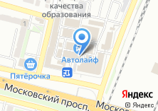 Компания «Иномаркин» на карте
