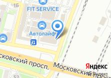 Компания «Брянсквтормет» на карте