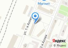Компания «Банкомат ТрансКредитБанк» на карте