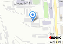 Компания «Брянская дистанция электроснабжения» на карте