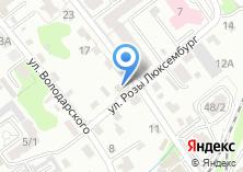 Компания «Центр защиты леса Калужской области» на карте