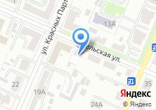 Компания «ИСМ» на карте
