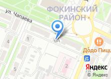 Компания «Мастерская по ремонту обуви на ул. Чапаева» на карте
