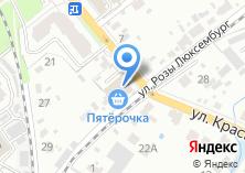 Компания «Профиль М» на карте