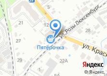 Компания «TOYS32» на карте