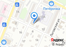 Компания «Импортпродукт» на карте