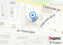 Компания «Брянск-Лада» на карте