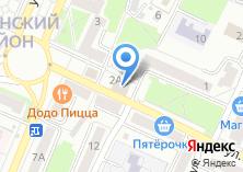 Компания «Банкомат Московский Индустриальный Банк» на карте