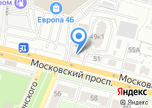 Компания «Фабрика Торгового Оборудования» на карте