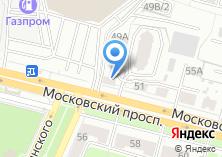Компания «Хлебмаркет» на карте