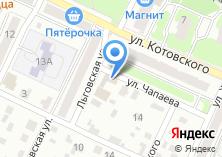 Компания «Склад-магазин отделочных материалов» на карте