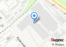 Компания «Брянсксбыт» на карте