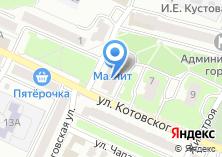 Компания «Белорусочка» на карте