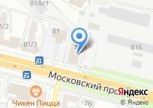 Компания «Игрушка» на карте