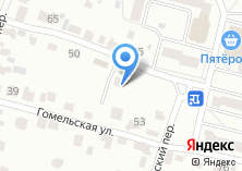 Компания «Служба проката спецавтотехники» на карте