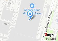 Компания «Брянсксельмаш» на карте