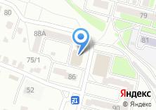 Компания «Штибо» на карте