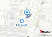 Компания «Кровельный мастер» на карте