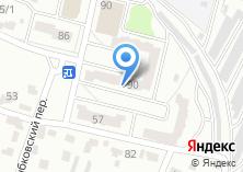 Компания «Брянск-Мебель» на карте