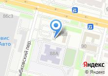Компания «Отдельный батальон ДПС ГИБДД» на карте