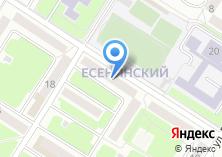 Компания «ЖЭУ» на карте