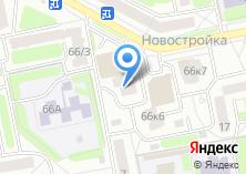 Компания «Банкомат КБ Стройкредит» на карте