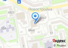 Компания «Окно маркет» на карте