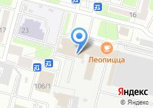 Компания «ТИМ» на карте