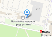 Компания «Шиноремонтный завод» на карте
