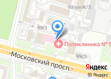 Компания «Чипак» на карте
