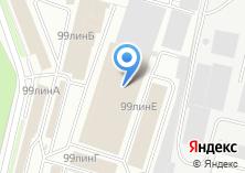 Компания «Electrolux» на карте
