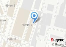 Компания «Русские двери» на карте