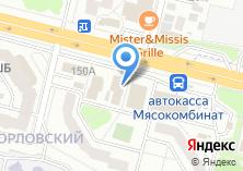 Компания «Магазин спортинструментов и велосипедов» на карте
