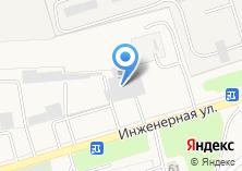 Компания «Металлград» на карте