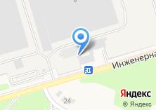 Компания «Брянский завод металлоконструкций и технологической оснастки» на карте