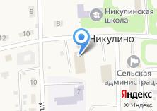 Компания «Супермаркет» на карте