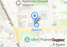 Компания «Волоколамские окна» на карте