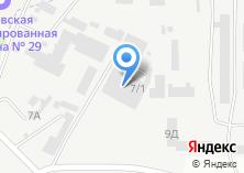 Компания «Вадрус» на карте
